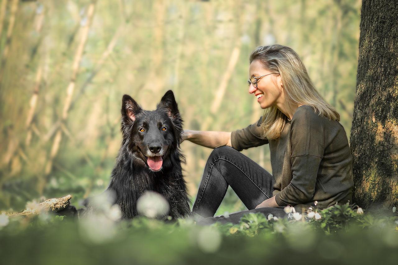 Photographe chien Timilky Gembloux
