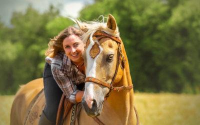Ma séance de photographie de chevaux